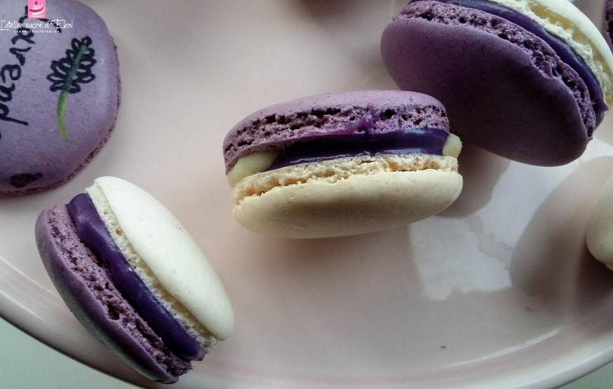 Σεμινάριο Γαλλικά Μακαρόν French Macarons by L atelier Sucré d Eleni