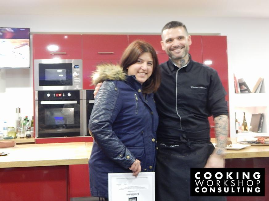 Photo Gallery MASTER CLASS με τον Pastrie chef Αλέρτα Διονύση