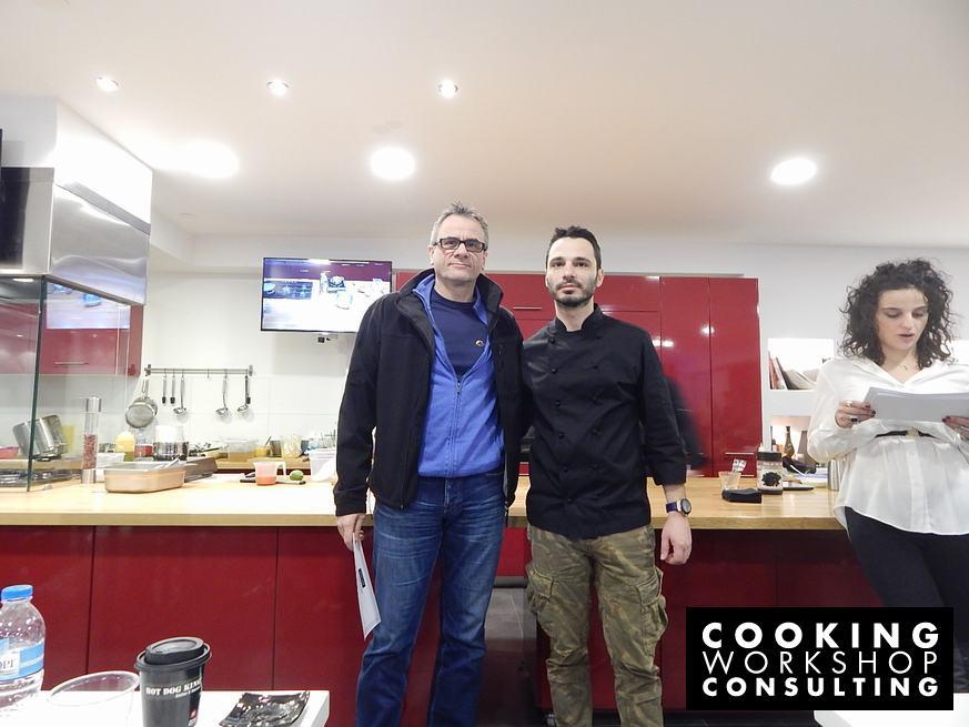 Photo Gallery Σεμινάριo MASTER CLASS MOLECULAR GASTRONOMY με τον Chef ΘΟΔΩΡΗ ΓΕΩΡΓΑΝΤΑ