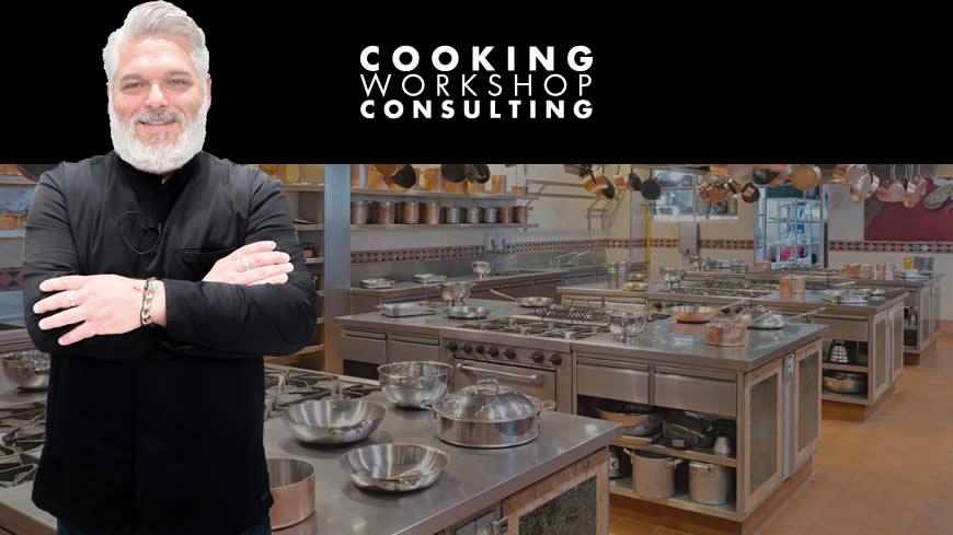 Σεμινάριο Βασικές αρχές οργάνωσης επαγγελματικής κουζίνας εστιατόριου
