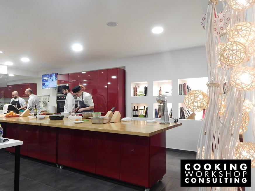 Photo Gallery Η Κουζίνα των Γιορτών, με τον Chef Παναγιώτη Δεληθανάση