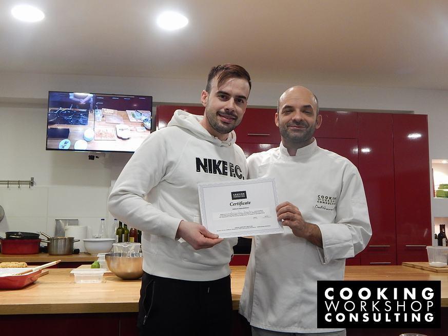 Photo Gallery Η Τέχνη Του Ριζότο με τον Chef Παναγιώτη Δεληθανάση