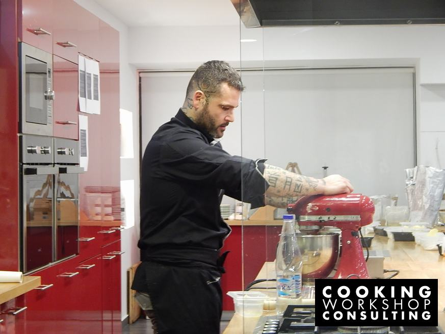 Photo Gallery MASTER CLASS 2 με τον Pastry chef Αλέρτα Διονύση