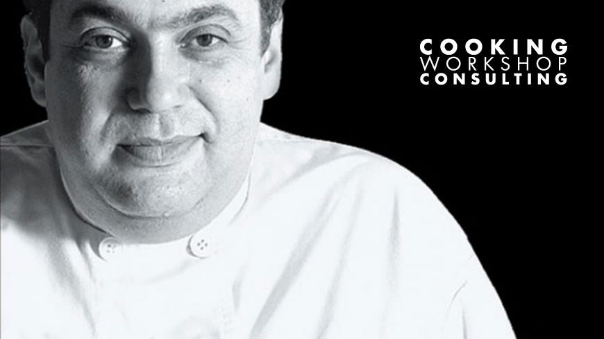 Σεμινάριο Σεμινάριο μαγειρικής Master class Αιγαιοπελαγίτικη δημιουργική κουζίνα