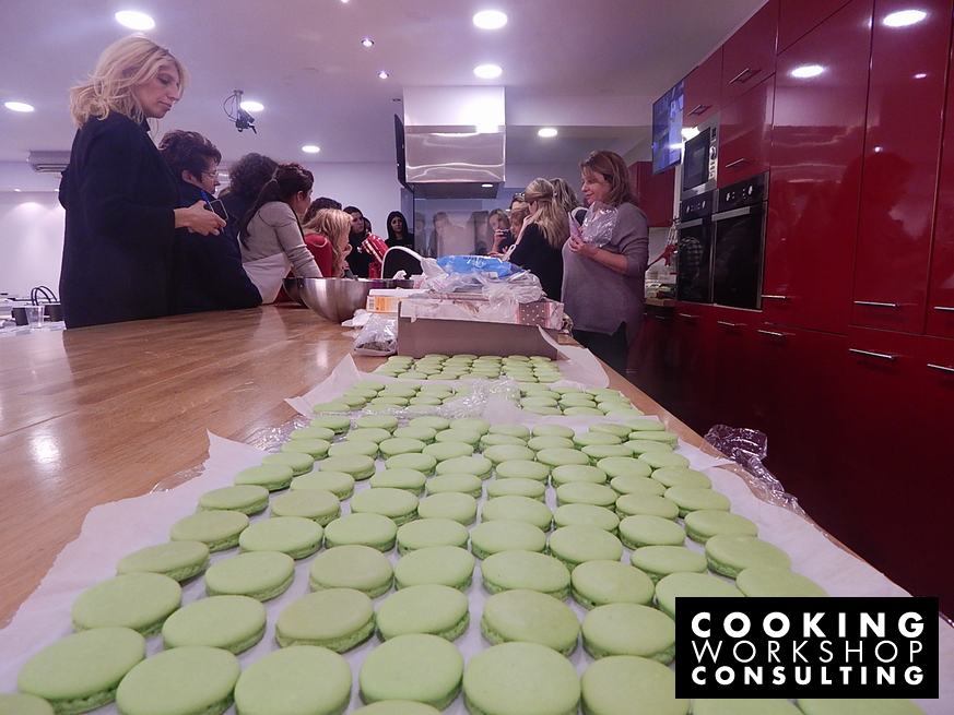 Photo Gallery Γαλλικά Μακαρόν French Macarons by L atelier Sucré d Eleni