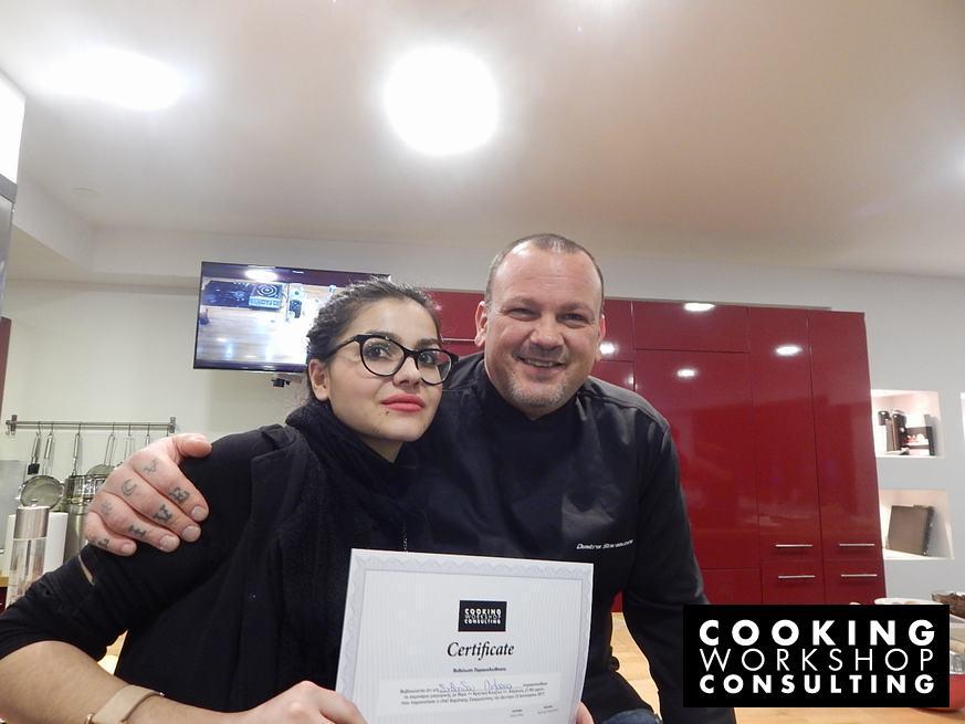 Photo Gallery Σεμινάριο Master Class Κρητική Κουζίνα με τον Chef Δημήτρη Σκαρμούτσο
