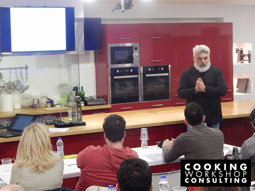 Photo Gallery Βασικές αρχές οργάνωσης επαγγελματικής κουζίνας εστιατόριου