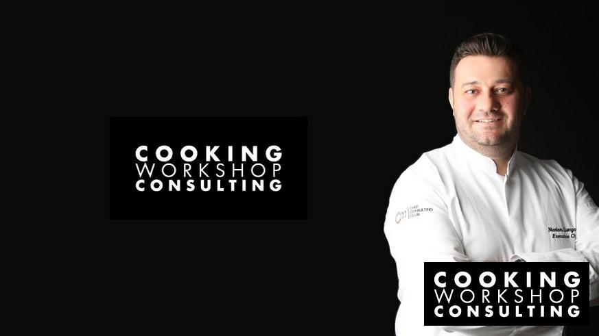 Σεμινάριο μαγειρικής χωρίς γλουτένη από τον chef Λιογγάρη Νίκο