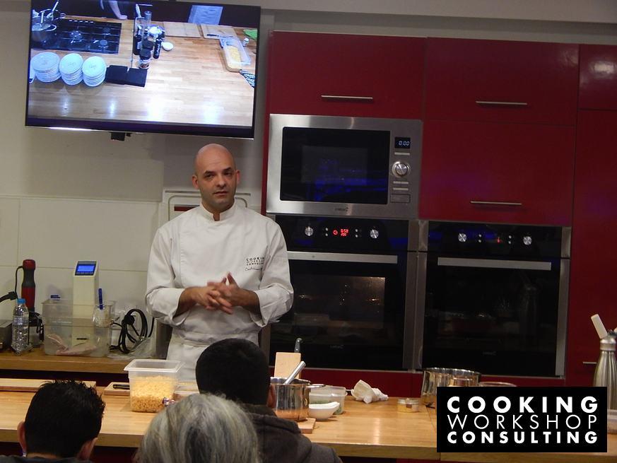 Photo Gallery Masterclass με θέμα Δημιουργική Κουζίνα