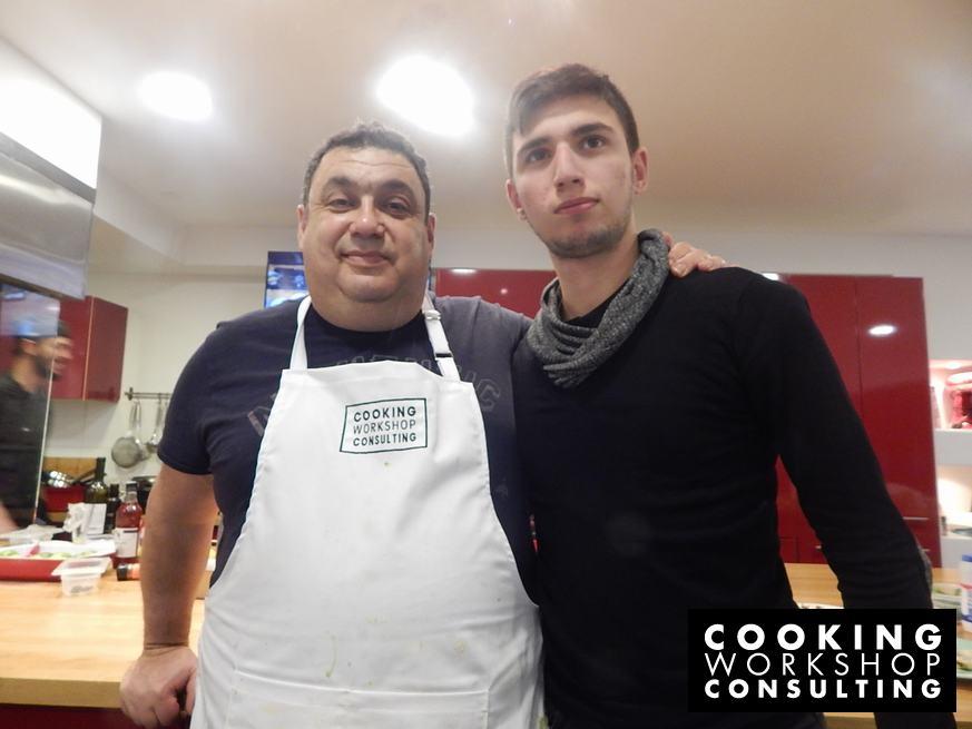 Photo Gallery Σεμινάριο μαγειρικής Master class Αιγαιοπελαγίτικη δημιουργική κουζίνα