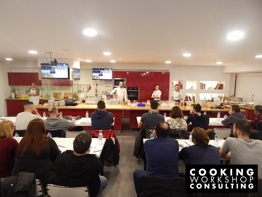 Photo Gallery Τεχνικές Μαγειρικής σε κενό αέρος Sous Vide Level 1