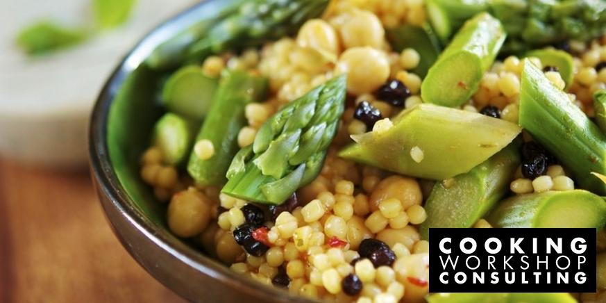 Σεμινάριο Χορτοφαγική (Vegan) Κουζίνα