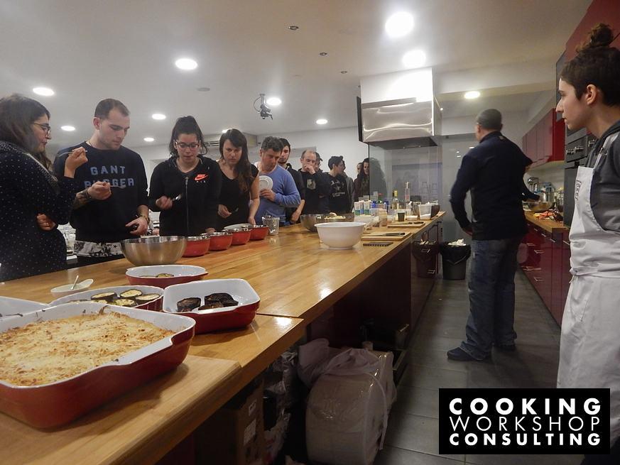 Photo Gallery Σεμινάριο μαγειρικής όλα Vegan