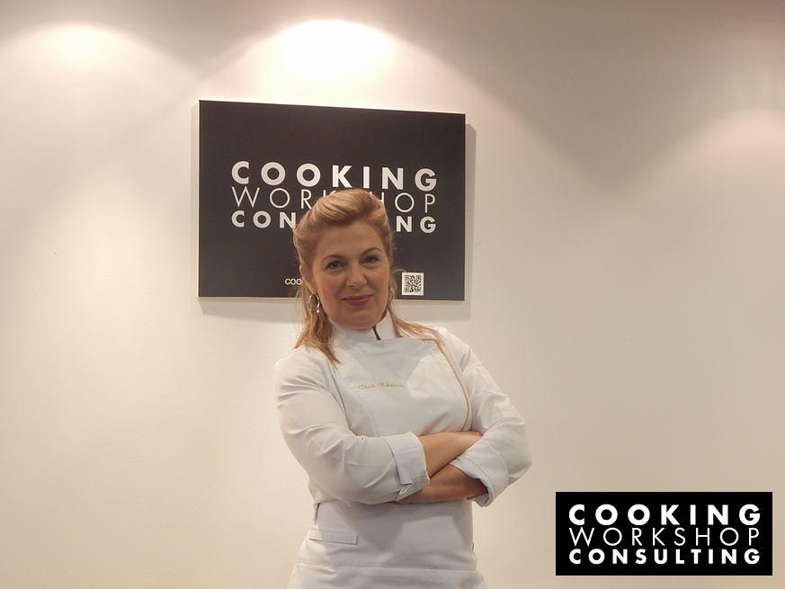 Γαλλικές Αλμυρές και Γλυκές Τάρτες με την Chef Ντίνα Νικολάου