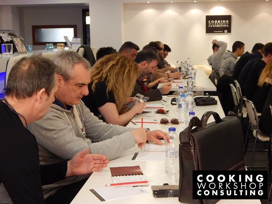 Photo Gallery ΕΠΑΝΑΛΗΨΗ SESSION 2 MASTER CLASS MOLECULAR GASTRONOMY