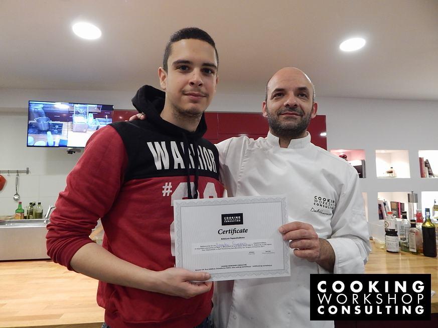Photo Gallery Επανάληψη Τεχνικές Μαγειρικής σε κενό αέρος Sous Vide Level 1