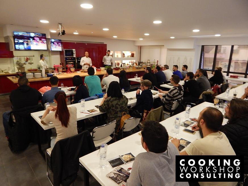 Photo Gallery Σεμινάριο μαγειρικής Φρέσκα Ζυμαρικά