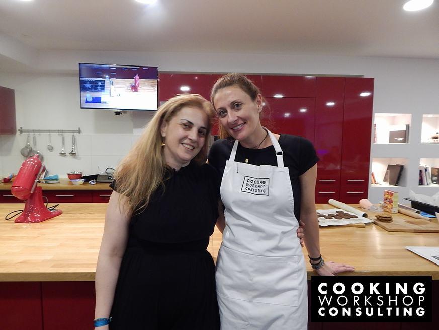 Photo Gallery Σεμινάριο ζαχαροπλαστικής, Μπισκότα και μικρά γλυκάκια για εκδηλώσεις