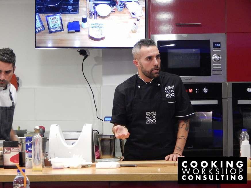 Σεμινάριο μαγειρικής Μaster class με τον Chef Βασίλη Μουρατίδη