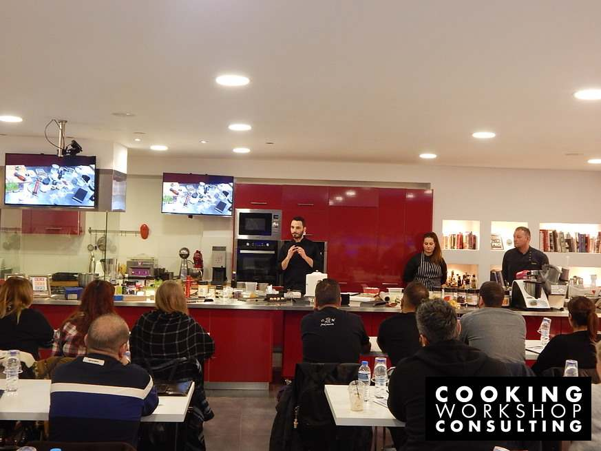 Photo Gallery Master Class Molecular Gastronomy Session 3