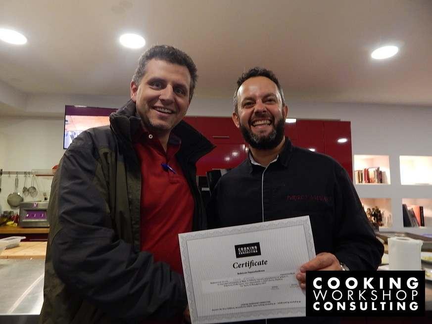 Photo Gallery Σεμινάριο μαγειρικής Master Class με τον Chef Γιάννη Παρίκο