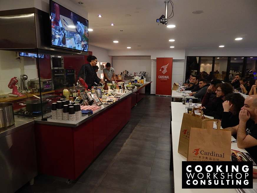 Photo Gallery Master Class με τον Chef Χρόνη Δαμαλά
