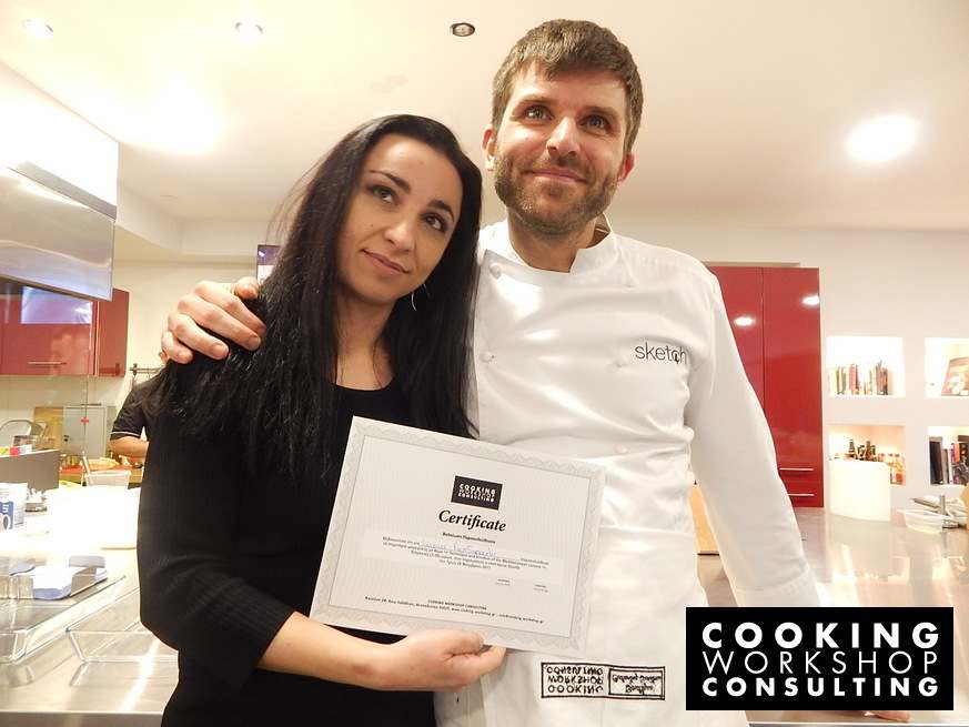 Photo Gallery Master Class με τον Γάλλο Chef Herve Deville
