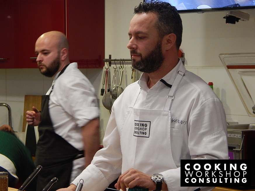 Photo Gallery Master Class Session 2 με τον Chef Γιάννη Παρίκο