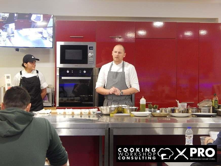 Photo Gallery CWC ΜasterClass με τον chef Γιώργο Βαγιωνά