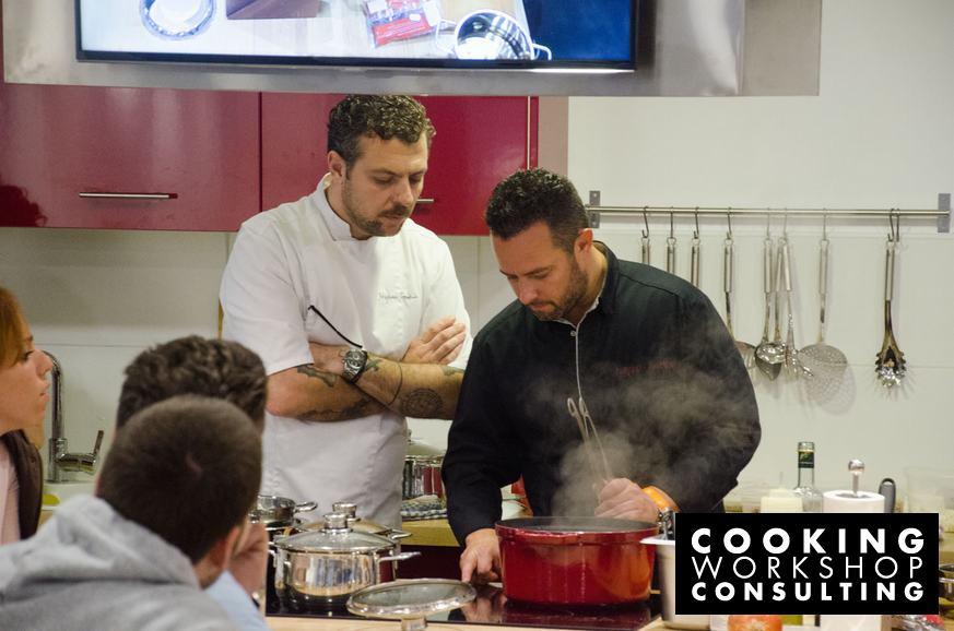 Photo Gallery Master Class με τον chef Γιάννη Παρίκο