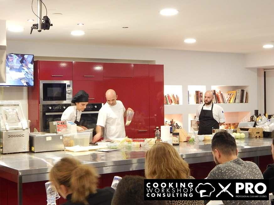 Photo Gallery Sous vide Τεχνικές Μαγειρέματος Session2
