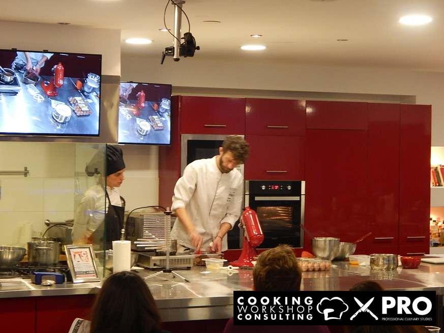 Photo Gallery CWC PRO MasterClass Ζαχαροπλαστικής με τον Γάλλο Pastry Chef Aymeric Bredelle