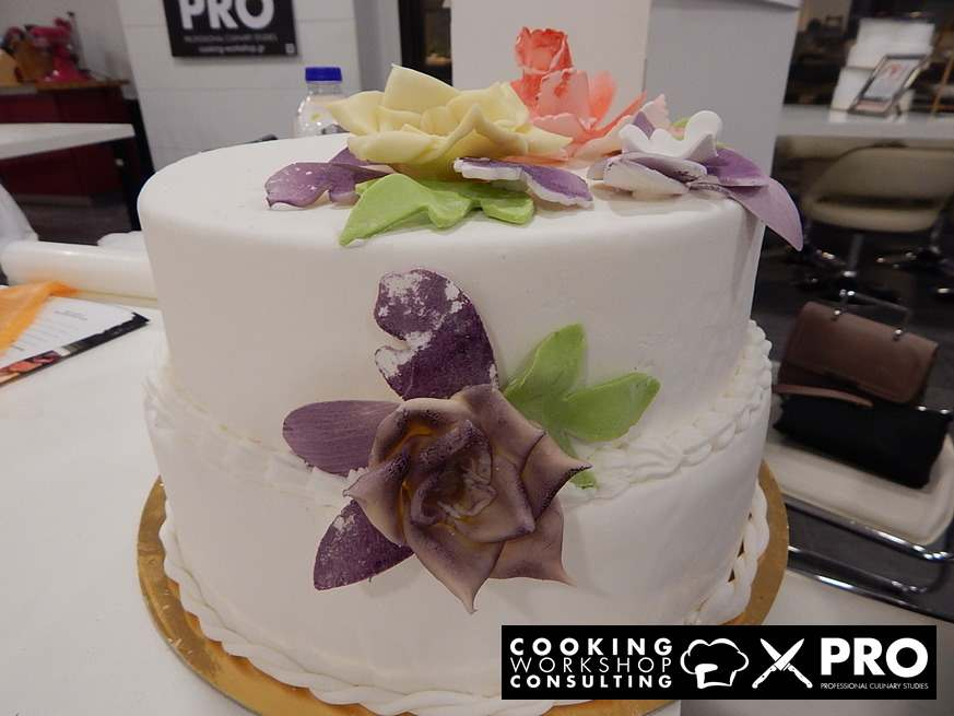 Photo Gallery CWC PRO MasterClass μετονΓάλλο Pastry Chef Aymeric Bredelle