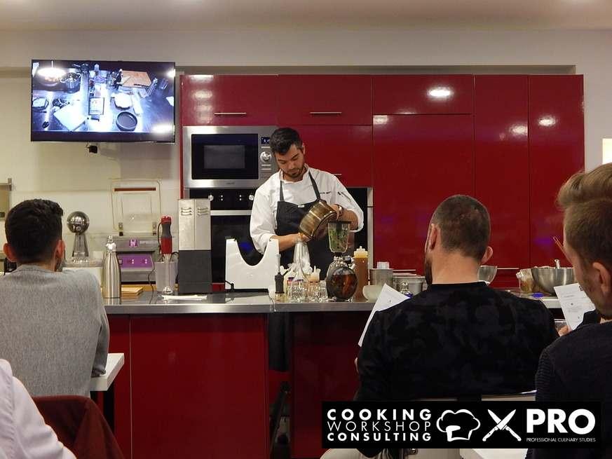 Photo Gallery CWC MasterClass με τον Chef Σταμάτη Μισομικέ