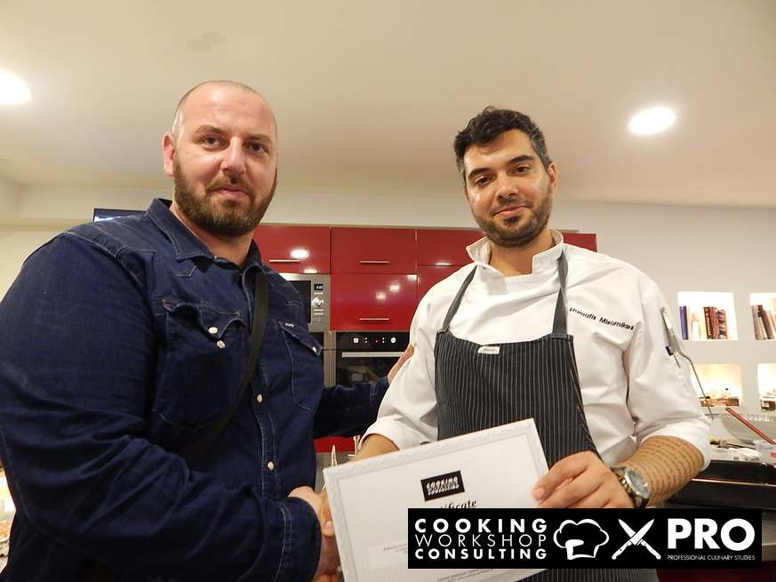 Photo Gallery CWC PRO MasterClass  Chef Σταμάτης Μισομικές