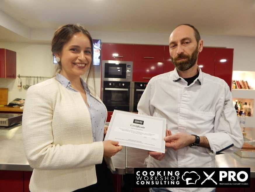 Photo Gallery CWC PRO MasterClass Ζαχαροπλαστικής με τον pastry chef Θοδωρή Μωυσίδη