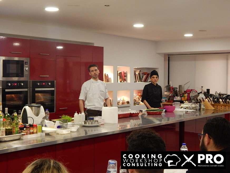Photo Gallery CWC PRO Master Class με τον chef Χρήστο Σιωμάδη