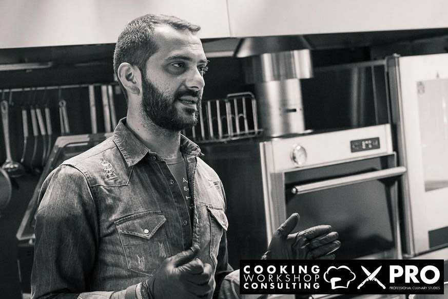 CWC PRO MasterClass με τον Chef Λεωνίδα Κουτσόπουλο