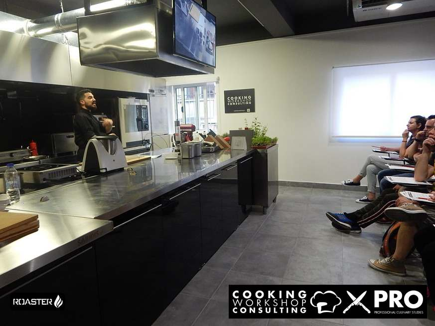 Photo Gallery CWC PRO MasterClass Barbeque Roaster Academy