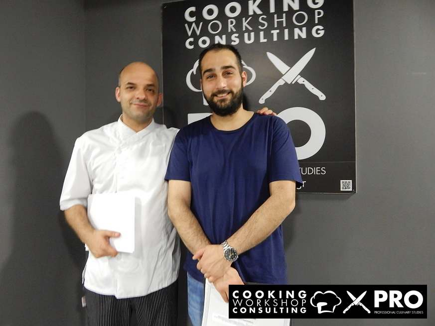 Photo Gallery CWC PRO MasterClass με τον chef Παναγιώτη Δεληθανάση