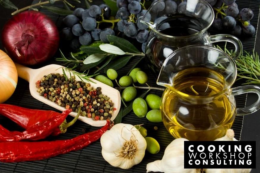 Σεμινάριο Μεσογειακή κουζίνα, με τον Παναγιώτη Δεληθανάση
