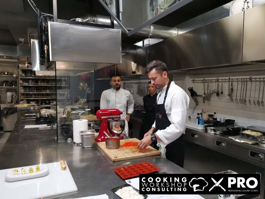 Σεμινάριο Μαγειρικής Αmuse bouche Canapés με τον Chef Παύλο Κυριάκη
