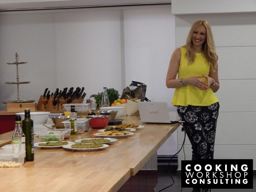 Photo Gallery Η Κουζίνα της Ωμοφαγικής Διατροφής