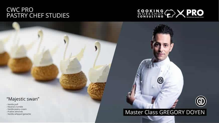 Σεμινάριο Gregory Doyen - Βest of desserts