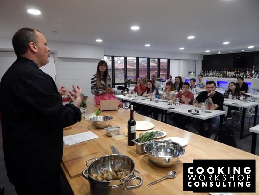 Photo Gallery Σεμινάριο Κρητική Κουζίνα & Διατροφή