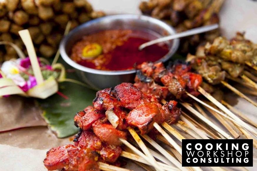 Σεμινάριο Ινδονησιακή Κουζίνα