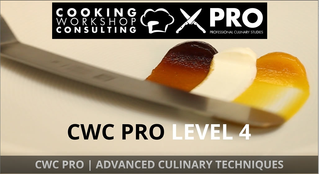 CWC PRO LEVEL 4 ADVANCED CULINARY TECHNIQUES ΤΑΧΥΡΡΥΘΜΟ ΠΡΟΓΡΑΜΜΑ 50 ΩΡΩΝ